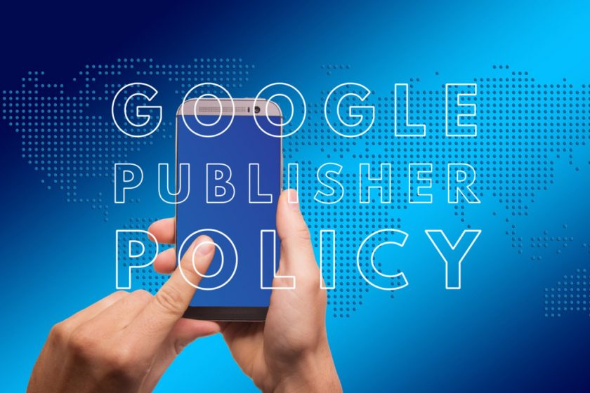 Google Publisher Policy